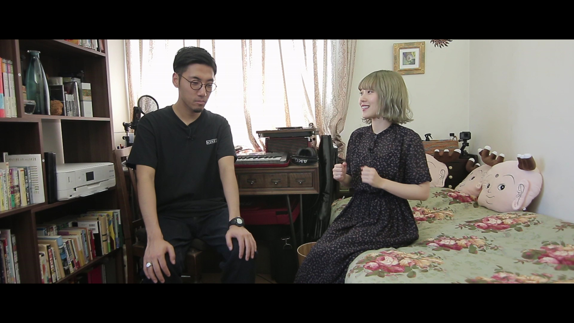 tofubeats @ Emi Okamoto (FRIENDS) studio-Show Your Room#5-