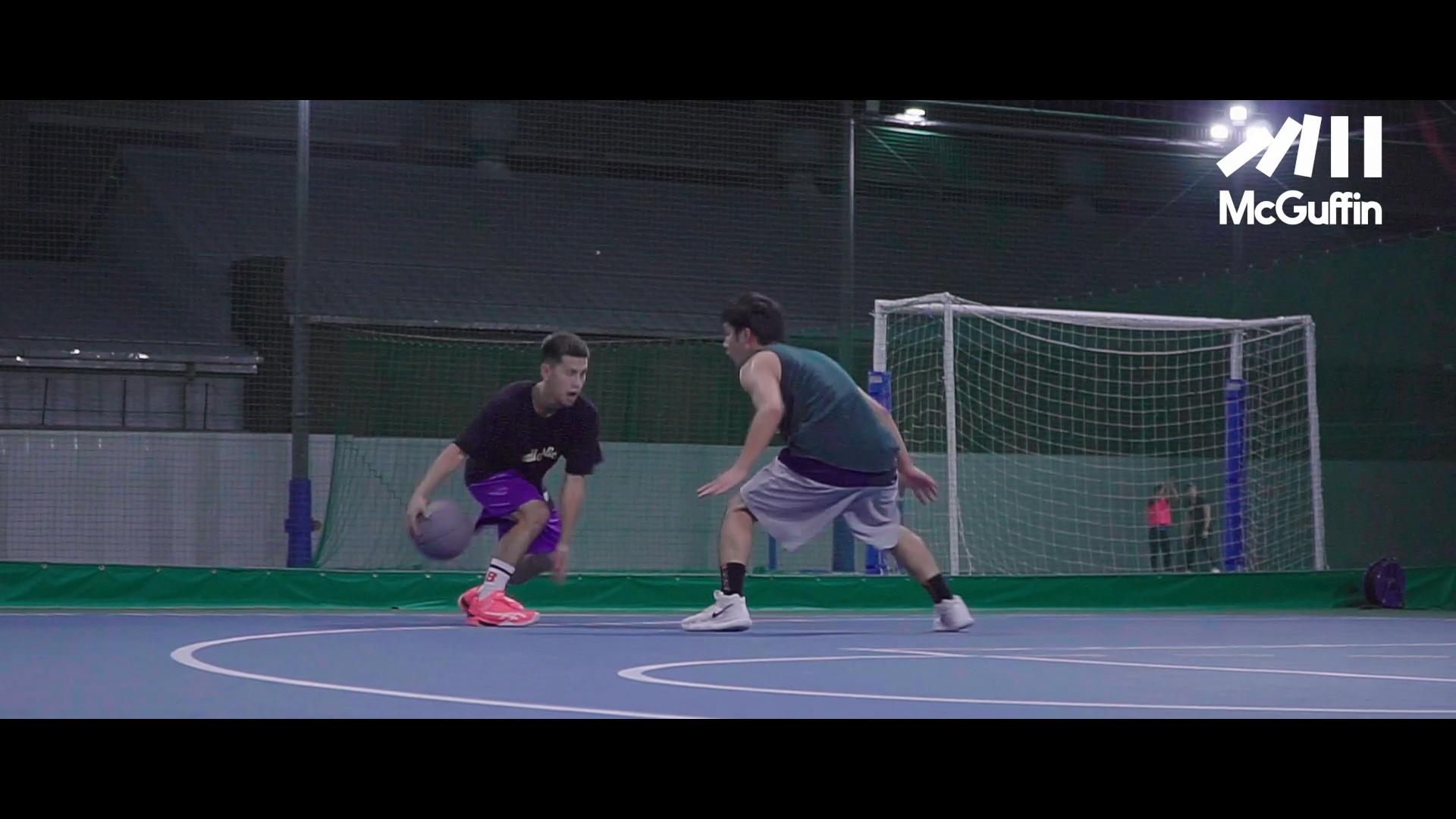 Street Baller KOSUKE − McGuffin ATHLETES#3